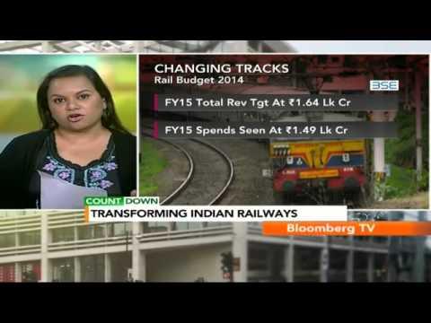 Countdown: Gowda Proposes FDI In Railways