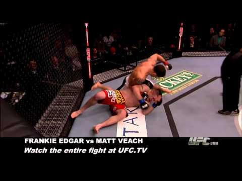 Submission of the Week: Edgar vs. Veach