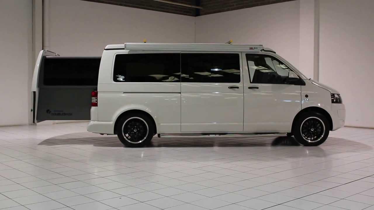 New Model Danbury Motorcaravans Vw T5 Doubleback Camper