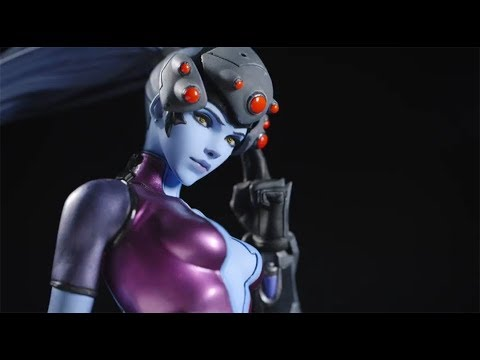 Widow and Hanzo Snipertraining | Overwatch Highlights #3