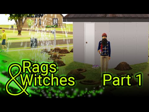 The Sims 2 - Rags & Witches - Part 1