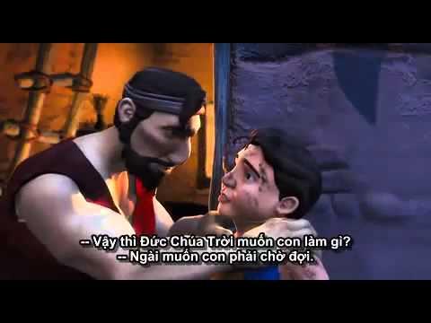 Học tiếng Anh qua phim hoạt hình - 10 điều răn - Tập 01