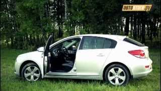 Chevrolet Cruze. Тест-драйв