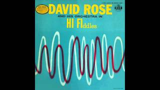 David Rose Holiday For Trombones (1957)