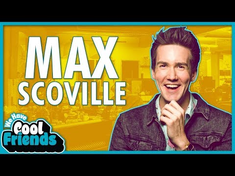 Max Scoville's First Kinda Funny Appearance - We Have Cool Friends