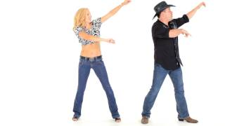 How To Do The Wobble Line Dancing