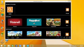 How To Install Bluestacks On Windows 8.1 With 1GB RAM