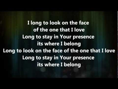 Show Me Your Glory - Jesus Culture/Kim Walker Smith w/ Lyrics