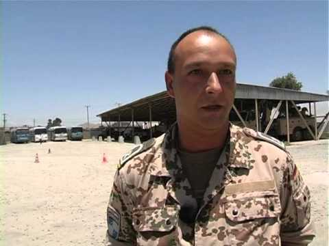 Deutsche Truppen in Afghanistan - www.mare-media.tv