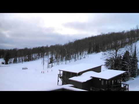 Ski Brule Snow Report 12/20/13
