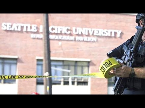 Gunman Kills One At Seattle University, Subdued With Pepper Spray