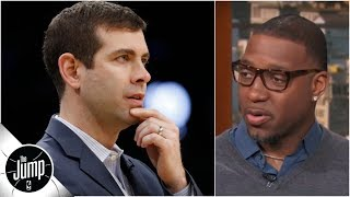 Brad Stevens needs to do what Jeff Van Gundy did when I was with Rockets - Tracy McGrady   The Jump