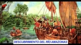 Descubrimiento Del Rio Amazonas