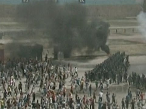 Raw: Anti-Terror and Security Drills in China