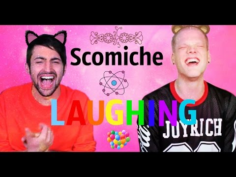 SCOMICHE LAUGHING