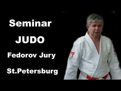 Demonstration 29 Fedorov Jury Judo St Petersburg 2017 Федоров Юрий Георгиевич