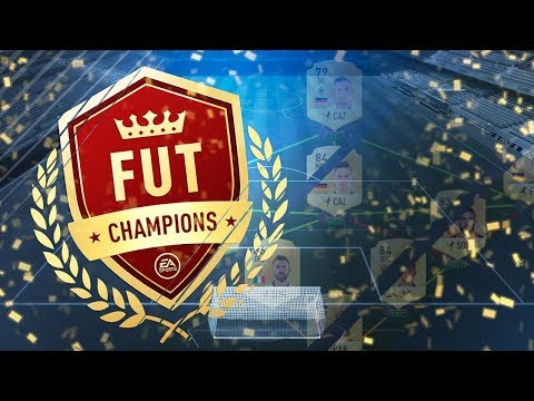 FIFA 18 - WL FUT CHAMPIONS AO VIVO
