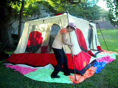 cougar flats tent instructions