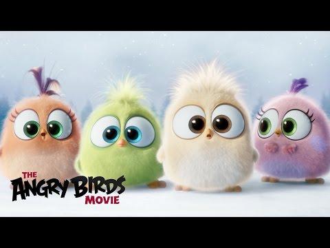 Angry Birds - Štastné a veselé