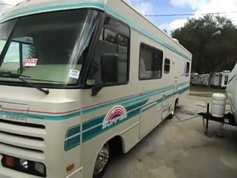 America choice rv 1993 itasca sunrise class a motorhome rv for sale