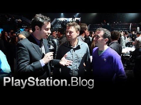 Первые комментарии Naughty Dog по игре