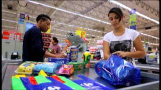 """Carrefour """"Recycling Bags"""""""