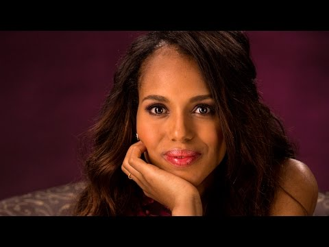 Kerry Washington of 'Scandal' live from LAT
