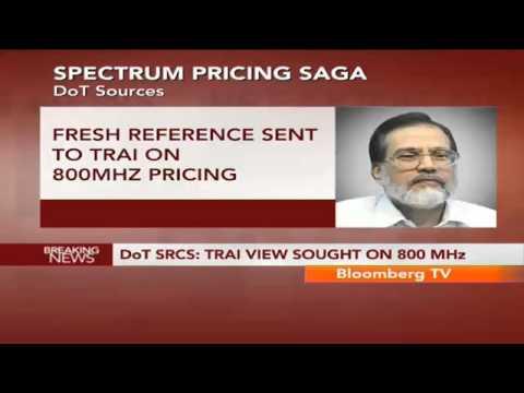 Big Story- TRAI View Sought On 800 Mhz: DoT Srcs