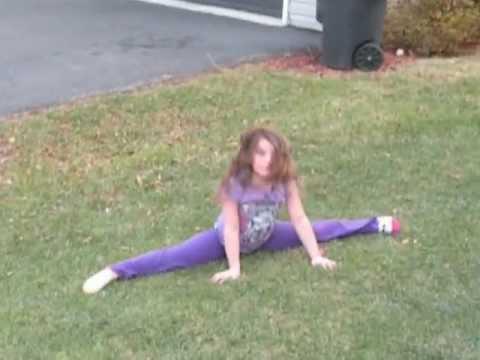 My Seven Gymnastics Girls audition. - YouTube