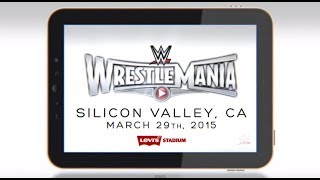 Wrestlemania 31 Dream MatchCard HD