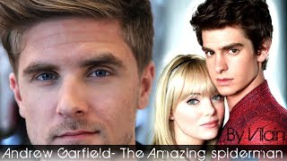 Andrew Garfield Hairstyle (The Amazing Spider-Man) With