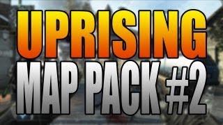 """Black Ops 2 """"Uprising"""" Map Pack #2: Studio, Vertigo, And"""