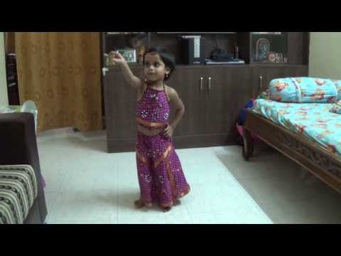 Harshini's Lungi dance