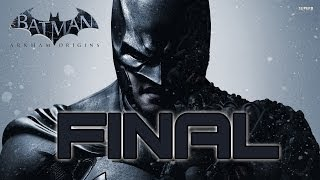 Batman Arkham Origins FINAL En Español| El Joker