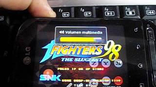 THE KING OF FIGHTERS 98 PARA ANDROID ( EMULADOR TIGER