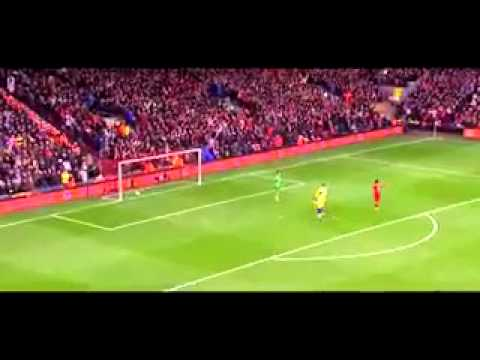 All Liverpool goals 13-14