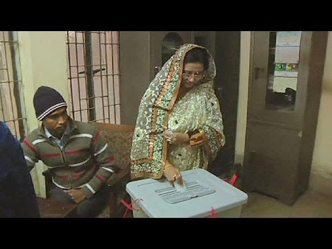 Elections sous haute tension au Bangladesh