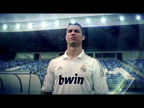 "PES 2013 - Official ""Cristiano Ronaldo"" Real Teaser Trailer (2012) 