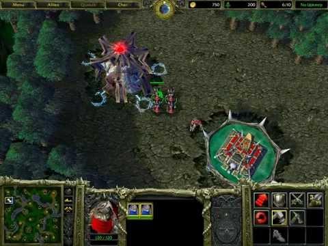 Как выглядела Beta Warcraft'a