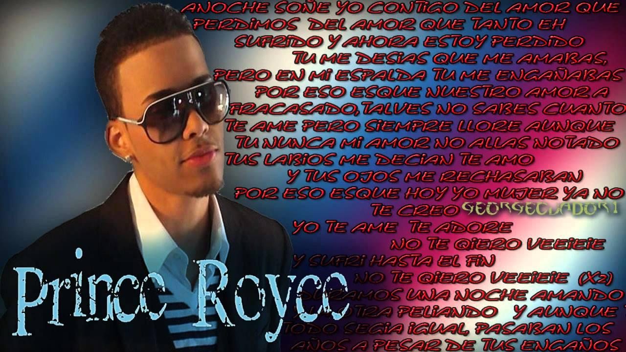 Prince royce el amor que perdimos bachata 2011 con letra youknow agt