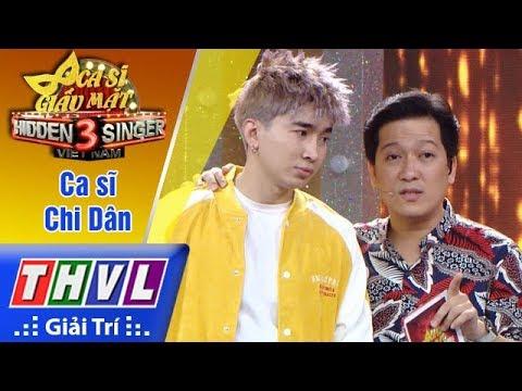 THVL | Ca sĩ giấu mặt 2017- Tập 13[7]: Chi Dân mong muốn mang đến khán giả những điều tốt đẹp nhất