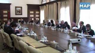 انعقاد مجلس الحكومة : الخميس 27 فبراير 2014