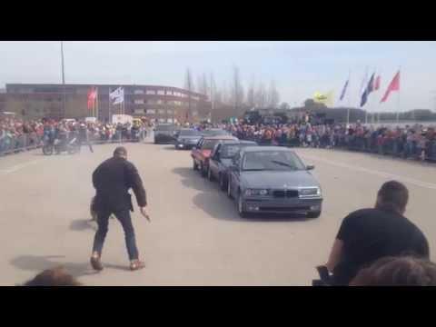 Arrestatieteam Politie Demonstratie Veiligheidsdag Almere