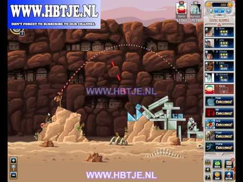 Angry Birds Star Wars Tournament Level 4 Week 33 (tournament 4) facebook