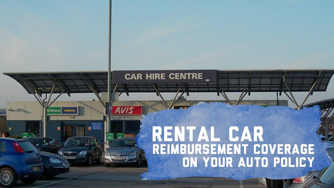 Allstate Insurance Rental Car Reimbursement