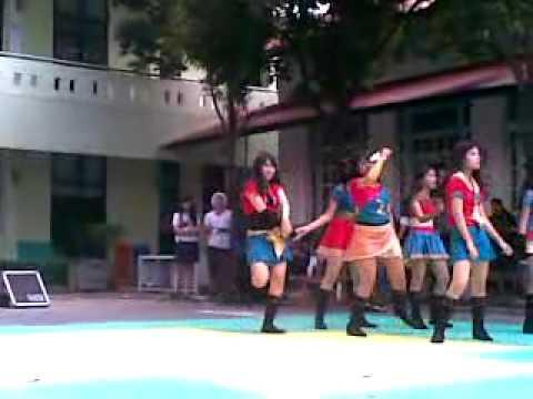 Modern Dance sma 31 jakarta (@ STOVIA cup)