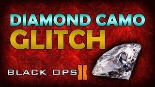 BLACK OPS 2 DIAMOND GUN CAMO GLITCH UNPATCHED!! (GLITCH