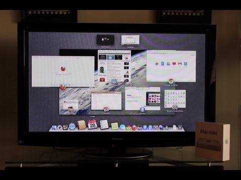 How the Mac Mini Works