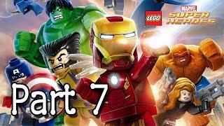 LEGO: Marvel Super Heroes Iron Man & Captain America