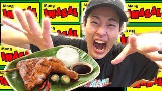 JAPANESE EATS MANG INASAL!!!!(UNLI RICE CHALLENGE)